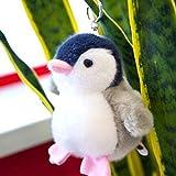 Turtle Story Weiche Spielzeug 13 cm Baby Puppen gefüllte Spielzeug niedlichen Cartoon Sound Penguin kleines weiches Spielzeug Mini plüschtiere brinquedo Geburtstagsgeschenk auf Auto/Bett 13cm JXNB