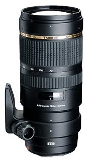 Tamron SP AF 70-200 mm F/2.8 Di VC USD - Objetivo para Canon (Distancia Focal 70-200mm, Apertura f/2.8, Zoom óptico 1.8X,estabilizador óptico, Macro, diámetro: 77mm) Negro (B00A2I1A0E) | Amazon price tracker / tracking, Amazon price history charts, Amazon price watches, Amazon price drop alerts