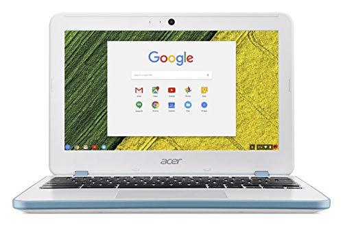 "Acer Chromebook 11, 11.6"" IPS HD Touchscreen, Intel Celeron N3060, 4GB LPDDR3, 16GB Storage, Chrome, CB311-7HT-C7EK"