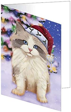 Doggie of the Day Winterland Ragdoll in 35% OFF Cat Wonderland Christmas sold out