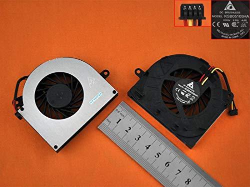 Kompatibel für IBM Lenovo ThinkPad E420S, S420 Lüfter Kühler Fan Cooler