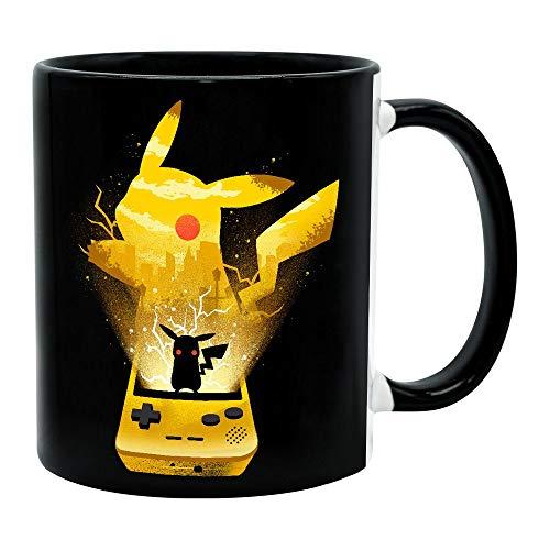 yvolve - Yellow - Tasse   Gaming   Merchandise   Fan-Artikel