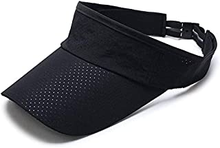 Happy-L Hats Men's New Summer Quick-Drying Sun Hat Outdoor Travel Sunshade Caps Quick-Drying Caps (Color : Black)