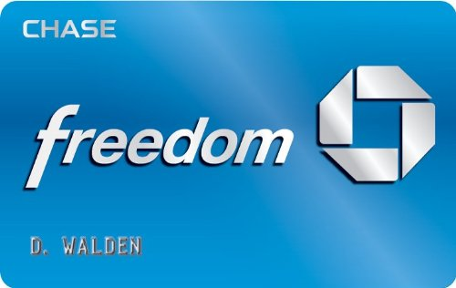 of introductory bonus credit cards Chase Freedom® Credit Card