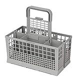 Cesta para lavavajillas Cesta para utensilios de cubiertos para lavavajillas Cesta para artículos pequeños Cesta para rejilla para lavavajillas