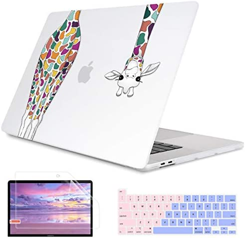 May Chen for New MacBook Pro 13 inch Case 2020 Release Model A2338 M1 A2289 A2251 Super Cute product image