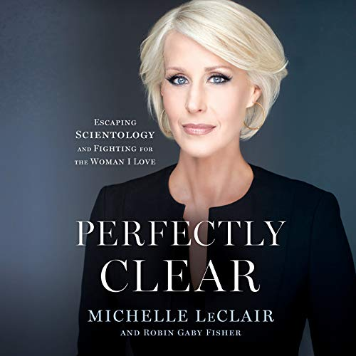 Perfectly Clear Audiobook By Michelle LeClair, Robin Gaby Fisher cover art