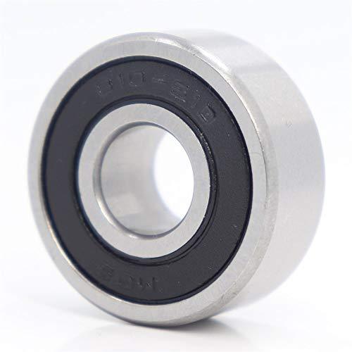 Rodamientos de precisión 1pc B10-50D automático del alternador Teniendo ABEC 3 de alta velocidad de bajo ruido automático del alternador 10x27x11mm cojinete for el coche Dynamo Automotive Moto