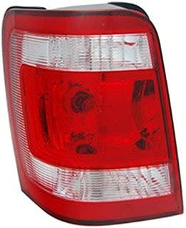 NEW LEFT TAIL LIGHT FITS FORD ESCAPE 2008-2012 FO2800210 8L8Z-13405-A 8L8Z 13405 A 8L8Z13405A