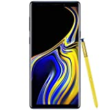Samsung Galaxy Note 9, 128GB, Ocean Blue - For GSM (Renewed)