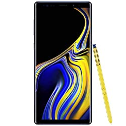 Samsung Galaxy Note9 Factory Unlocked Phone with 6.4in Screen and 128GB – Ocean Blue (xanh nước biển) (Renewed-99% mới) (Amazon)