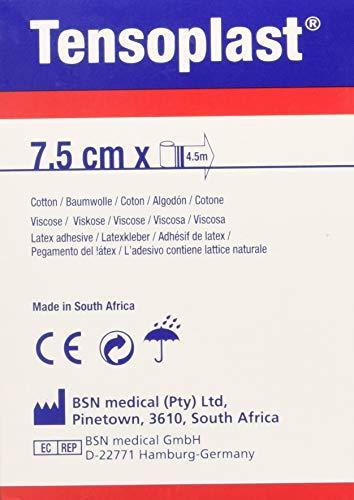 Tensoplast Bnd Ades 4,5X7,5Cm