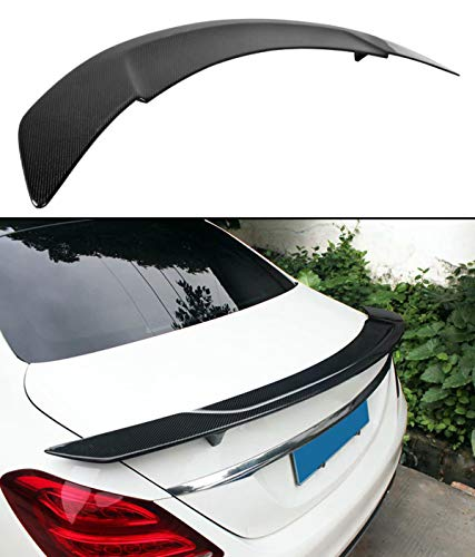 AVANI EXCHANGE Rear Trunk Boot Car Spoiler Wing M Performance for BMW 1 Series E82 2Dr 08-13 ABS