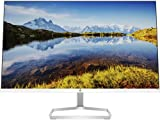 HP M24fwa 23.8-Inch Full HD IPS 3-Sided Micro-Edge Monitor, 75Hz, AMD Free Sync, in-Built Speakers
