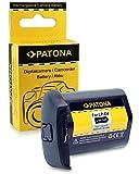 Power Batería LP-E4 / LP-E4N Para Canon EOS 1D C, 1D Mark III, 1D Mark IV, 1DX, 1Ds Mark III (Para 1DX Sin indicación de tiempo restante)