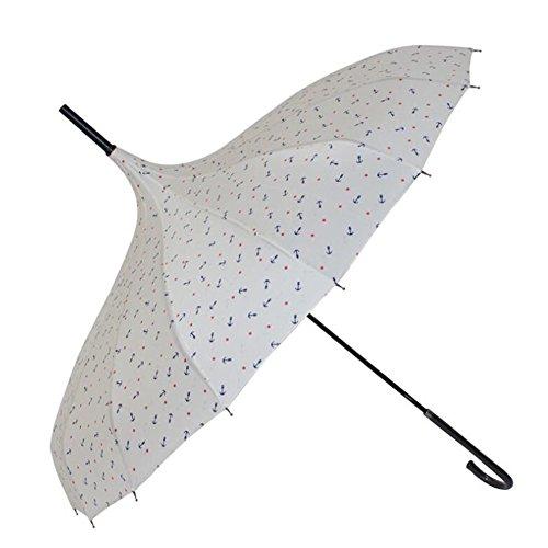 bpblgf Professionnel Pas Cher à La Mode MéNage Coupe-Vent Mariage Parapluie, 1