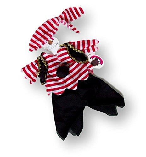 Build your Bears Wardrobe Construire Votre Ours Armoire 38,1 cm Nounours Vêtements Costume de Pirate