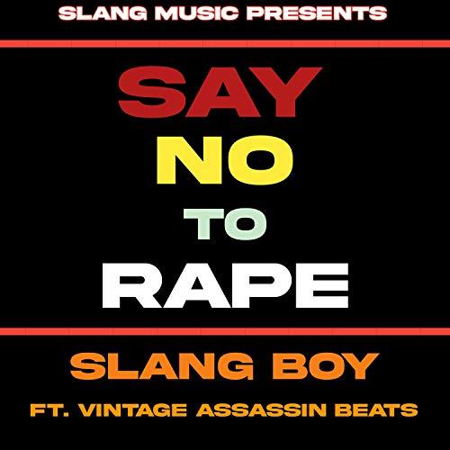 Say no to rape (feat. Vintage Assassin Beats) [Explicit]