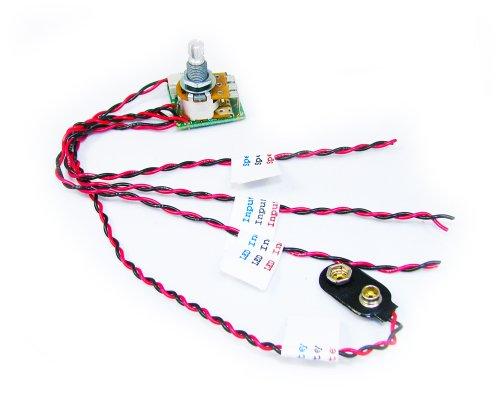 Vorverdrahtete Verstärkerplatine, 2,5 W, ideal für selbstgemachte Verstärker