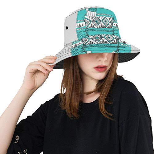 Sombrero para el Sol para Hombres Perros Vestidos Lindos Verano Unisex Pesca...