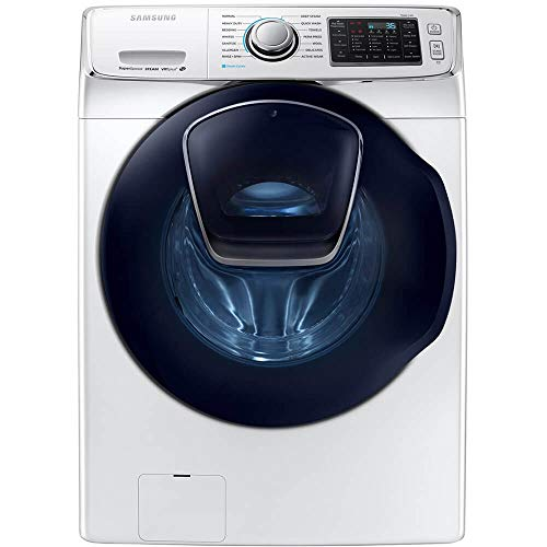 Samsung WF45K6500AW Front Load Washer with 4.5 cu. ft. Capacity,...