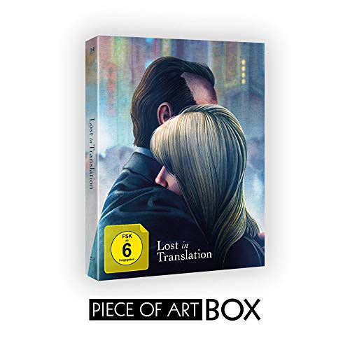 Lost in Translation - Limitierte Edition in der Art Box [Blu-ray]