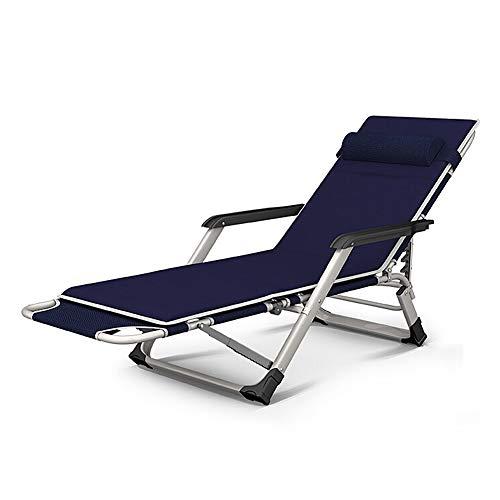 Tumbona portátil multifuncional y fácil de usar para siesta