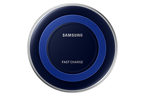 Samsung Qi Certified Fast Charge Wireless Charger (Universally compatible with all Qi...