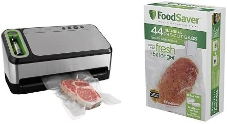 FoodSaver 2-in-1 Vacuum Sealing System with Se Starter Kit 4800 Sales results No. 1 High quality
