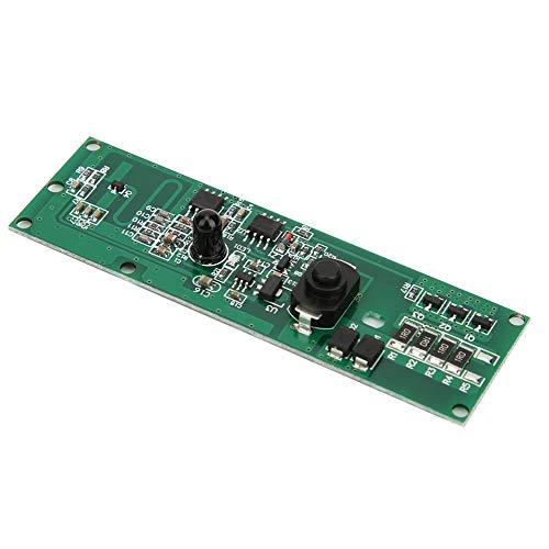 Weikeya - Panel de circuito solar fácil de instalar, 6 V AAA batería  10 W, módulo de carga de potencia, metal fabricado