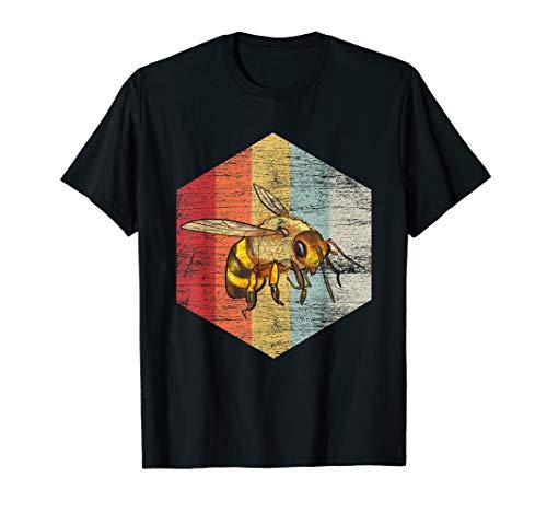 Tier Biene Imker Honigbiene Honig Tierschutz Bienen T-Shirt