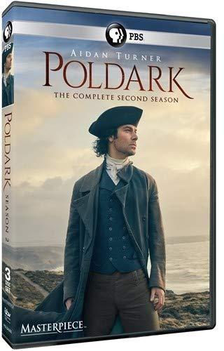 Masterpiece Poldark Season 2 Uk Edition Dvd