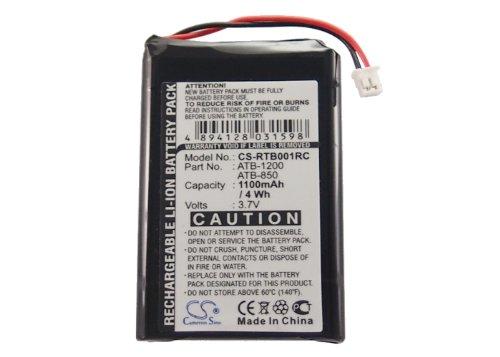 Cameron sino 1100mAh 3.7V Li-ion ATB-1200 Battery for RTI T2B T2Cs T2C T3 Remote Control