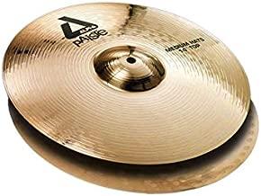 Paiste Alpha Brilliant Cymbal Medium Top Hi-Hat 14-inch
