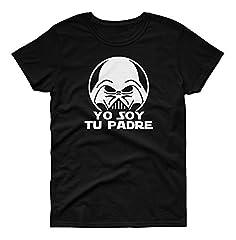 Camiseta Yo Soy tu Padre. Camiseta de Regalo para Padres Divertida