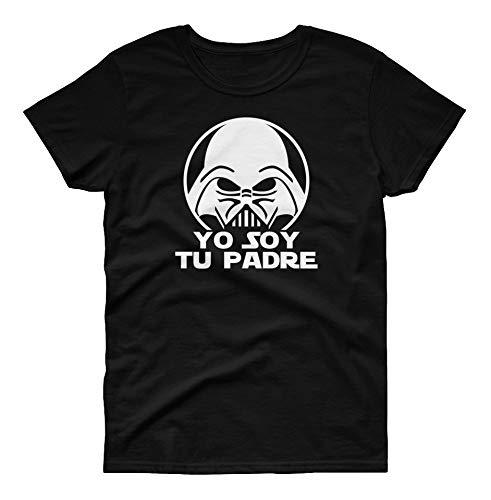 MardeTé Camiseta Yo Soy tu Padre. Camiseta de Regalo para Padres Divertida