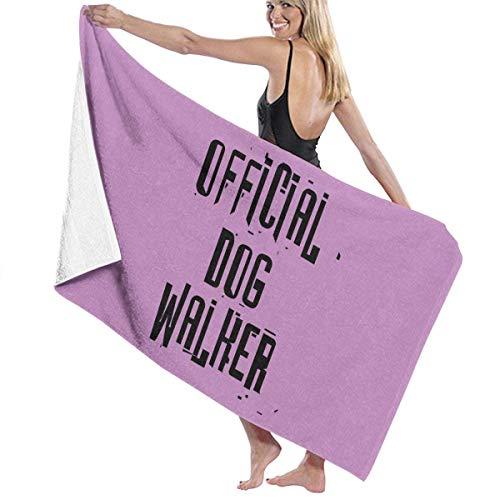 huili Official Dog Walker Microfiber Toallas de baño Quick Dry Super Absorbent Towel for Gym