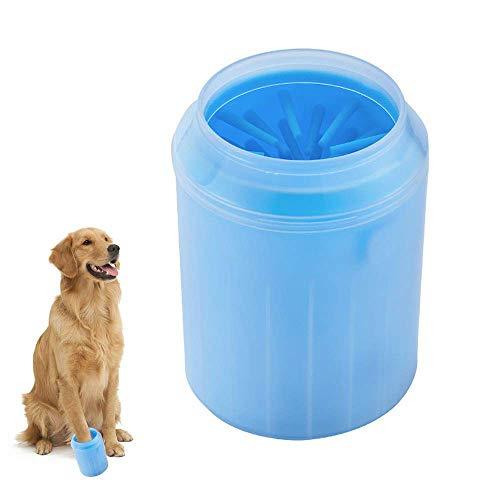 Limpiador de Patas de Perro para Mascotas,Limpiador de Patas de Perro de...