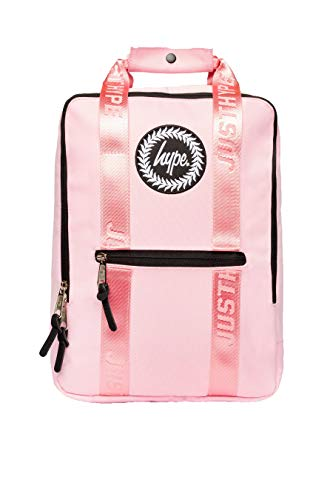 HYPE Pink Boxy Backpack