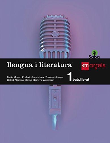 Llengua i literatura. 1 Batxillerat. Saba - 9788467578317