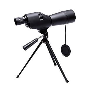 Hawkeye Spotting Scope with Tripod, 20-60x60 Waterproof Scope for Birdwatching Target Shooting