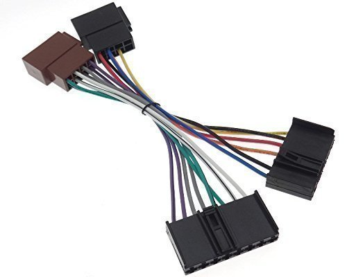 Cable de conexión de cable de Radio FORD Escort Fiesta Focus KA...