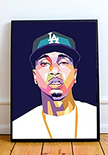 Tyga Limited Poster Artwork - Professional Wall Art Merchandise (More Sizes Available) (8x10)