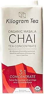 Kilogram Tea - Organic Masala Chai Tea Concentrate