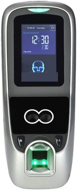 Time Attendance Machine Office Electronics Attendance with Facial Recognition, Facial and Fingerprint Access Control, and Attendance