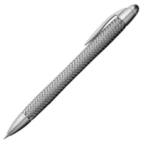 Porsche Bleistift Tec Flex P3110, Schwarz, Edelstahl