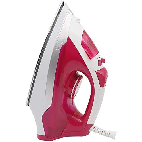 MEETGG Plancha de vapor del hogar 2200 W de mano Mini hierro eléctrico pequeño portátil de la ropa que plancha la máquina 110-240 V