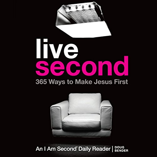 Live Second audiobook cover art