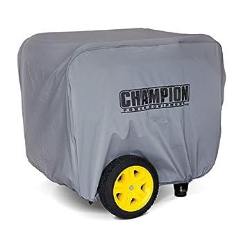 Champion Power Equipment 100699 12,000 Watt Portable Generator Cover Grey