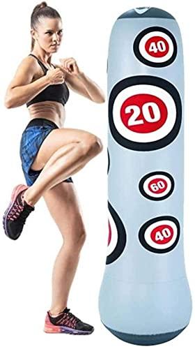 Bolsa de boxeo con guantes de boxeo para entrenamiento pesado de boxeo para todos para entrenar y jugar con las bolsas duras